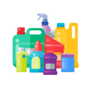 bottles-of-household-chemicals-supplies-cleaning-housework-plastic-detergent-liquid-domestic-fluid-cleaner-pack-vector-illustration